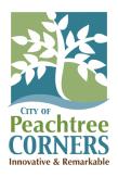 Peachtree Corners logo