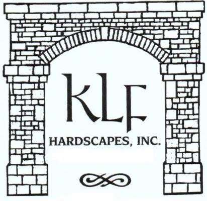 KLF Hardscapes logo