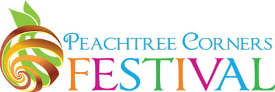 Peachtree Corners Festival Logo